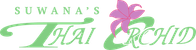 Suwana's Thai Orchid Logo